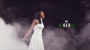 Victoria Orenze – My Nigeria